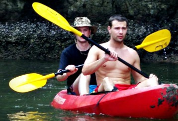Full Day Kayaking at Bor Thor Village